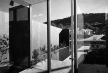 Architecture: Case Study Houses / The most iconic Case Study Houses in one board! / by Mid Century Home .