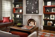 Living Room / by Rachael Powell