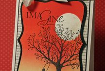 Ideas for Stampin Up  / by Arlene Bridges