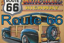 Route 66-  On My BUCKET LIST!!! / by Elaine Ellington