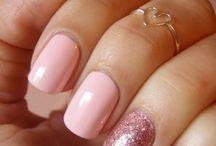 Nails, make-up, hair / by Amy Carlson Sabalu
