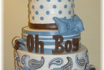 Cort's Baby Shower / Baby Shower theme ideas  / by Erika Souki