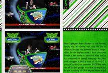 California / Disneyland Scrapbook / by Charity Rose