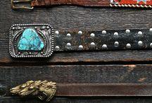 Belts / by Linda Glassburn