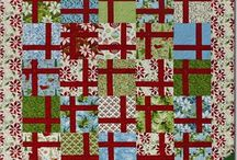 Quilts Quilts and more Quilts  / by Alicia Poole Seiger