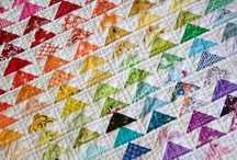 Quilts Make Me Happy / by Chrissie Grace