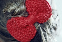Knitting/Crocheting / by Rachel Hubbard
