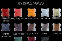 Mystic Alchemy Eyeshadows / by Morgana Cryptoria