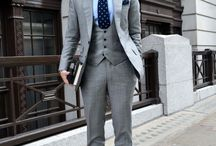 Sartorial Suits / by Monica