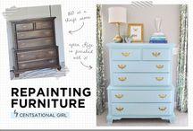 Furniture Redo  / by Pamela Stephens