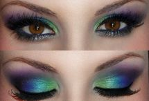 makeup ideas / by Carolyn Smith