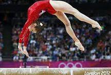 Gymnastics  / Best sport / by Sophia M
