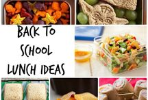 School Lunches / by Amber Davis-Hutson