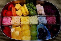 Beautiful Bentos ^_^ / by Maivy