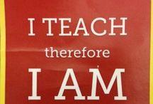 Inspiring Words about Teaching / Inspiring words to motivate teachers! / by International TEFL Academy