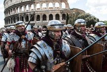 Roma Antigua / Militar / by Fran Bueno