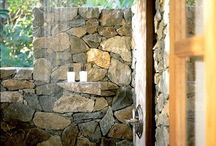 Outdoor shower / by Chille Wynyard