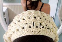 Crocheted Hats / by Aura Lipinski