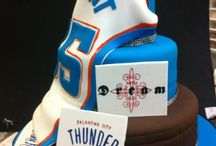 Oklahoma City Thunder Basketball........:) / by Kaila Williams