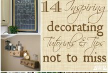 Tips for Decorating / by LAY/N/GO
