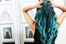 Colorful Hair / by Christal Daniels