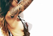Tattoos / by Stephanie Barron