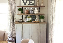 Home Decor Ideas / by Krystal Becker