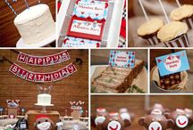 1 yr birthday ideas / by Trisha Quicci