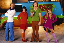 SCOOBY DOO / by Lenny McGee