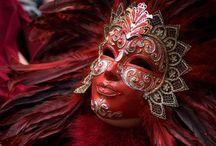 Masks / by Laura Hudson