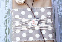 Wrapping/Packaging/Cards / by Molly Painter