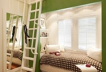 c and q bedroom ideas / by Lannea Bottin
