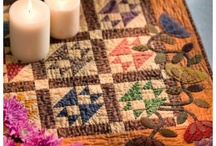 quilting / by Judy Olmsted