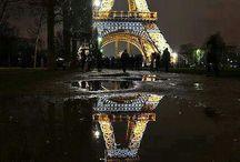 Paris♡ / by Imke Supra