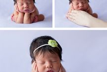Photography: newborn portrait / by Sincerely Fiona