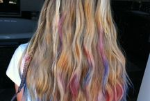 interesting hair do's / by Kimberly Dixon-Mayoh
