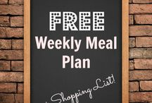 Meal Planning / by Lauras Little House Tips