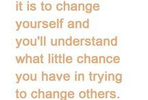 Words of Wisdom / by Lauren Schneider
