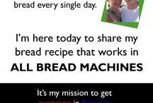 Bread Machine / by Shelly Ristau