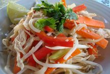 Gluten Free Noodle Salad / by Mary's Gone Crackers