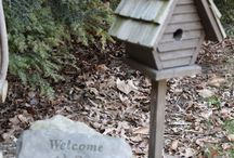 Welcome to my cottage / by Terry Crawford