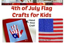 4th of July / by Huckleberry Living Design