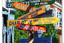 Places To Go and People To See / by Caroline Miller