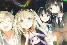 Anime / by E-Multiverse