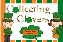 St. Patrick's Day (school ideas) / by Holly Still