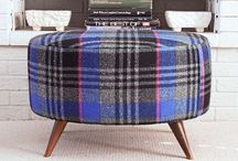 Ottomans / by Polly Kelly
