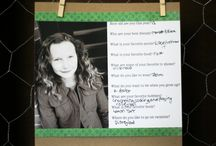 Layout Inspriation / by Lisa Andrews