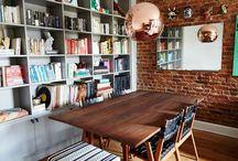 Dining Room Organization + Decor / by Elizabeth Larkin
