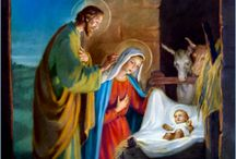 Birth of Jesus....true meaning of Christmas... / by Jeannie Hancock