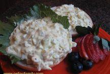 GF Egg Recipes / by Heather